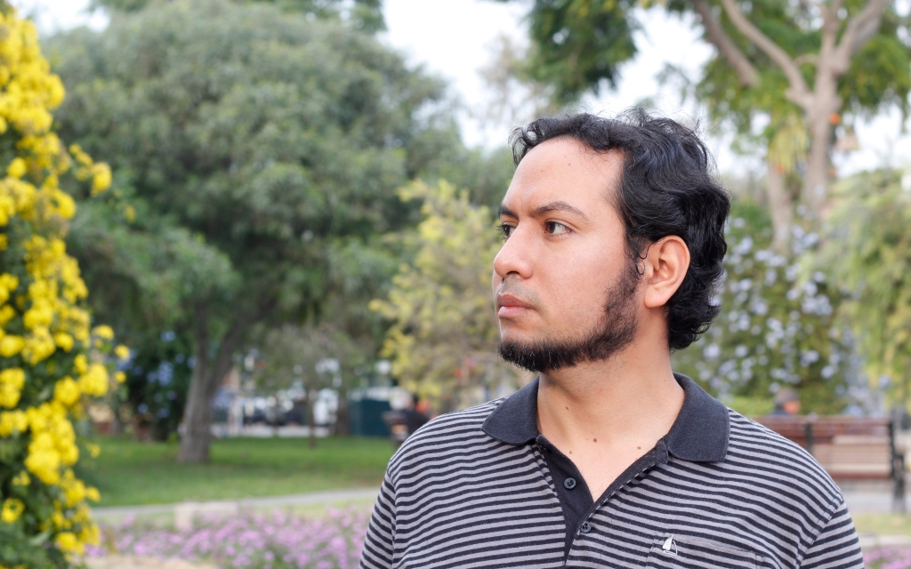 Músico y escritor Aarón Alva