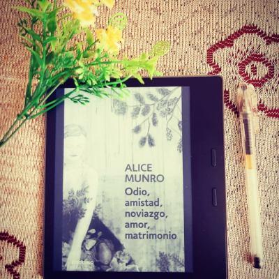 Odio, amistad, noviazgo, amor, matrimonio de Alice Munro