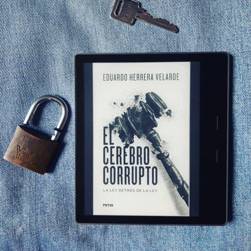 Reseña de Aarón Alva: El cerebro corrupto de Eduardo Herrera Velarde