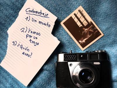 Cuento cortometraje de Aarón Alva