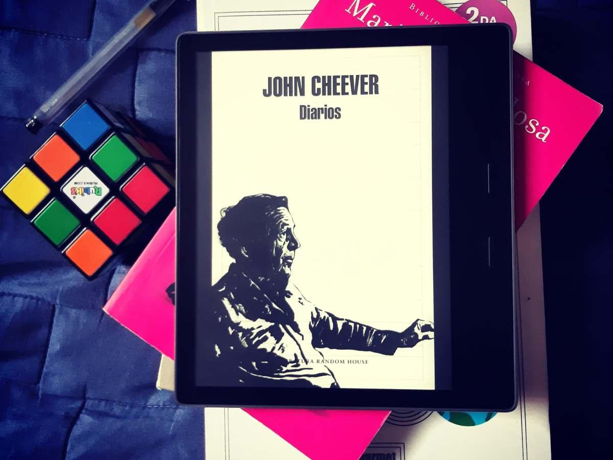 Reseña de Aarón Alva del libro Diarios de John Cheever